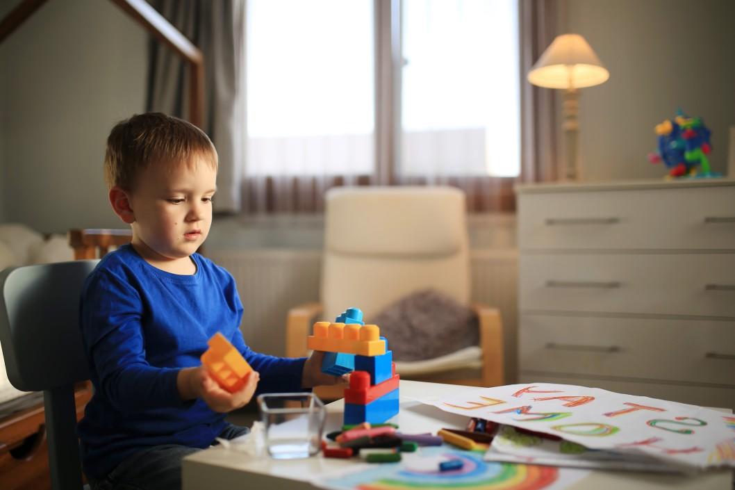 meuble de salle de jeux enfant